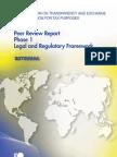 Peer Review Report Phase 1 Legal and Regulatory Framework - Botswana