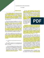J. Sobrino, La vía del destinatario