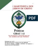 Praticas Da Ordem Martinista Dos Cavaleiros de Cristo G1 2