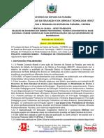 EDITAL Nº 30.2021 – SEECT_FAPESQ_PB - PROJETO CONEXÃO MUNDO - UNIVERSIDADE DE MONDRAGON retificado em 25.08.2021