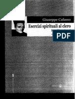 Esercizi Spirituali Al Clero - - San Jose Cafasso