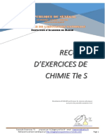 Fascicule Ts Chimie 2020