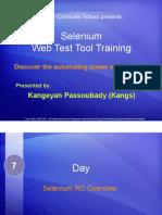 Selenium Tutorial Day 73 - Selenium RC Overview