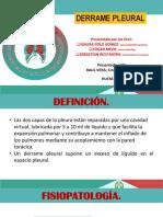 Derrame Pleural PDF