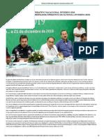 22:12:2019 Revisa El Gobernador Operativo Vacacional Invierno 2019