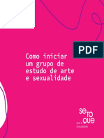 Arte e Sexualidade e Book