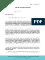 [Italiano] La Festa di San Vincenzo de' Paoli 2021