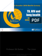 Global Tobacco Control (Professor Bill Bellew)