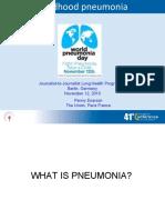 Child Pneumonia (Penny Enarson)