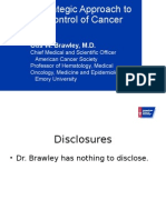 Current Issues in Cancer (Otis Webb Brawley, MD)