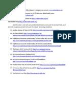 AIDS Vaccine Research Links (NPF)