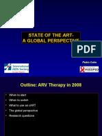 Antiretroviral Therapy (Pedro Cahn)