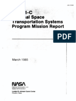 STS-51C Natonal Space Transportation Systems Promgram Mission Report