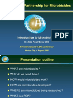 All You Need to Know About Microbicides (Zeda F. Rosenberg)