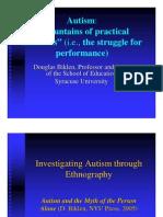 Living with Autism (Douglas Biklen, Ph.D.)