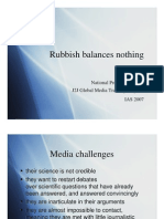 Media Coverage of AIDS Denialism (Ruth Pollard)