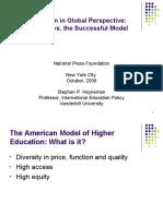 Higher Education in the Global Perspective (Stephen P. Heyneman)