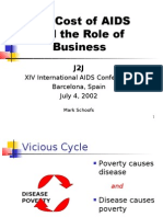 The Cost of AIDS and the Role of Business (Mark Schoofs)