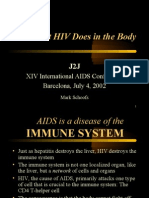 What HIV Does in the Body (Mark Schoofs)