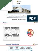 TEMA 13 MATRIZ DE CONSISTENCIA - METODOLOGIA Y ANALISIS E INTERPRETACION DE RESULTADOS - 2021-01