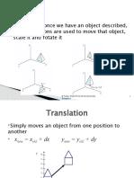 Transformations-2D-Graphics