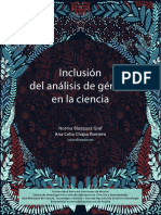 Género en investigación educativa