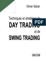 Techniques Et Stratégies de Day Trading Et de Swing Trading by Seban, Olivier [Seban, Olivier] (Z-lib.org)