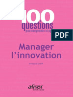 Manager Linnovation 100 Questions
