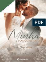 Jéssica Macedo - Família Mazzi 1 - Minha Por Contrato 11488