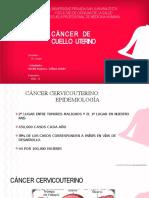 Cancer de Cuello Uterino William