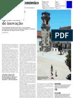 UC apoia rede de inovação / Diário Económico