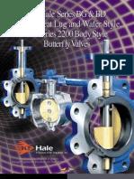 BFV KF butterfly valve