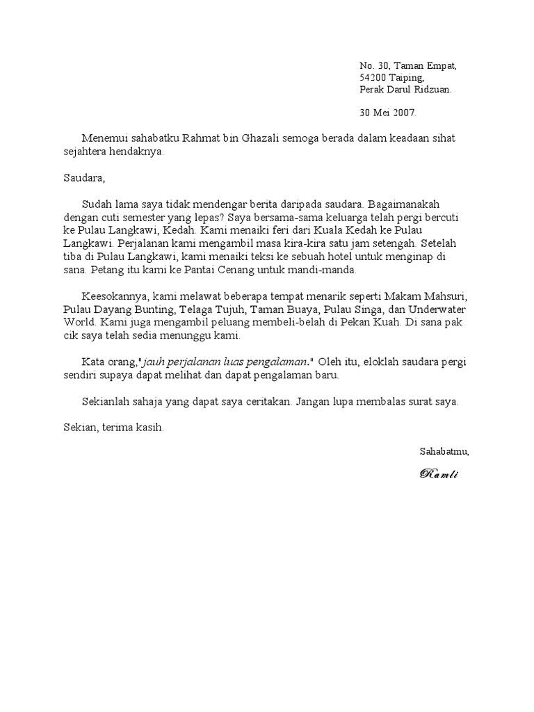 Surat Kiriman Rasmi Doc Helowinj