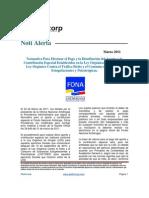 Noti Alerta Prov Administrativa N004-2011 FONA