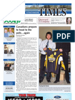 April 8, 2011 Strathmore Times