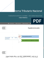 S2S2 CASOS PRÁCTICOS SISTEMA TRIBUTARIO NACIONAL