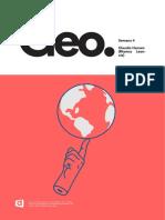 Geografia - Nova e Velha Ordem Mundial
