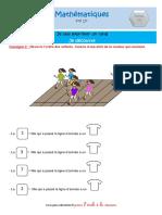 3a Maternelle Semaine 15 Mathématiques Je Sais Exprimer Un Rang Fiche Enfant a IMPR