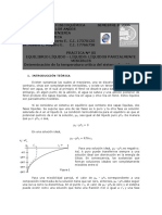 Practica Nº 5. Equilibrio Liquido-liquido Miscibilidad
