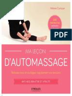 Campan Hélène - Ma Leçon d'Automassage