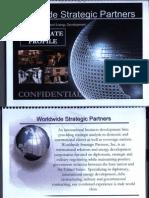 Worldwide Strategic Partners Brochure