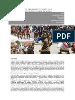 REPRESENTAÇÃO PERMANENTE JUNTO DAS ORGANIZAÇÕES INTERNACIONAIS EM