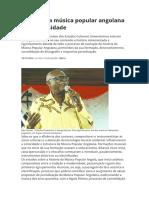 1parte 2História Da Música Popular Angolana Na Universidade