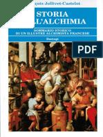 Jollivet-Castelot François - Storia dellalchimia