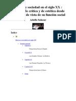 Salazar Adolfo - Musica Y Sociedad En El Siglo Xx