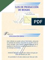 2 MODELOS DE PRODUCCION DE BIOGAS