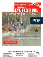Freeland Walleye Festival 2011