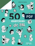 50 Exercices de Pnl Livre