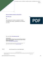 Uma comparação de abordagens de consenso, consistência e medição para estimar a confiabilidade entre avaliadores