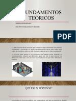 FUNDAMENTOS TEÓRICOS_SERVIDORES